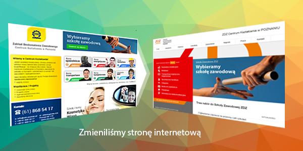 Nowa strona internetowa Centrum Kształcenia