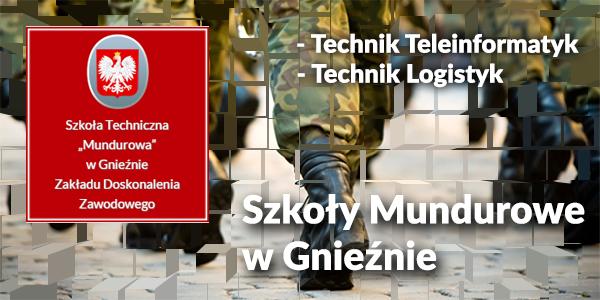 Szkoły Techniczne – Mundurowe w Gnieźnie